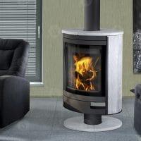 Jak správně topit v kamnech nebo krbu na dřevo