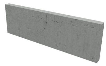 Rovná deska 700×220×40 mm – SILAPOR 3G Silaterm