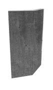 BRULAheat rohový díl 45°/50 mm Brula
