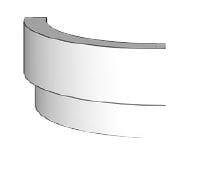 BRULApor K- sokl radius R660 Brula