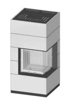 SIM Mini 2LRh-4S přírodní beton 1/2