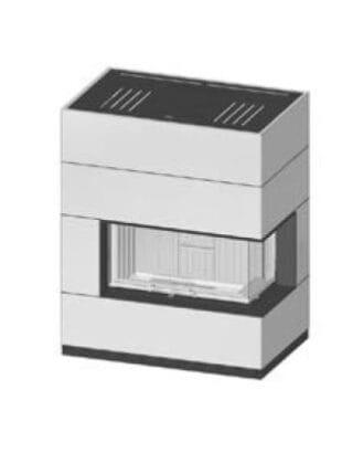 SIM Varia AS-2Rh-4S přírodní beton 1/2