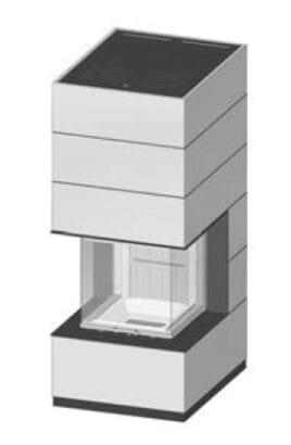 SIM Arte-U-50h-4S jemný beton 1/3