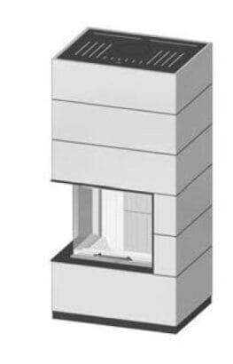 SIM Varia 2L-55h-4S RLU jemný beton 1/3