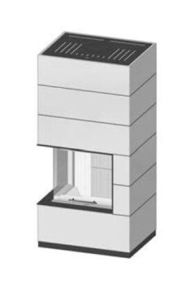 SIM Varia 2L-55h H₂O-4S jemný beton 1/3