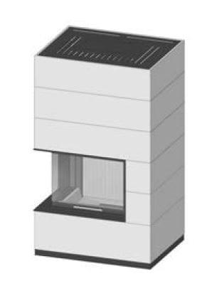 SIM Varia 2Lh-4S jemný beton 1/3