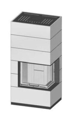 SIM Varia 2R-55h H₂O-4S jemný beton 1/3