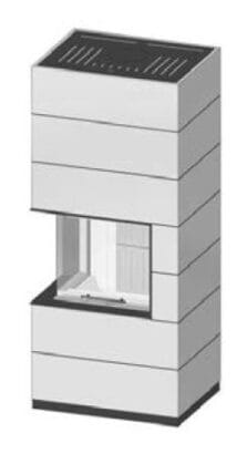 SIM Varia 2L-55h-4S RLU jemný beton 2/3