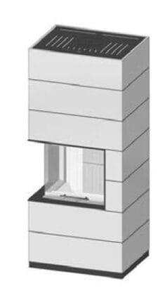 SIM Varia 2L-55h H₂O-4S přírodní beton 2/3
