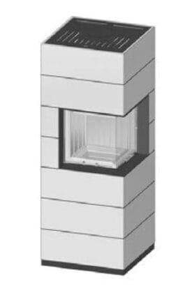 SIM Mini 2LRh-4S přírodní beton 3/2
