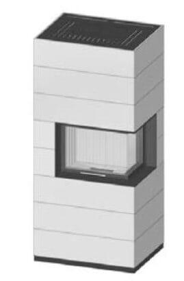 SIM Varia 2Rh-4S jemný beton 3/2