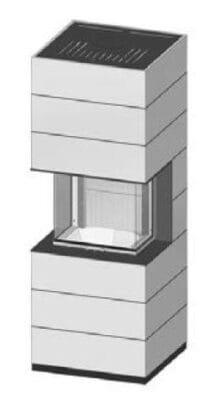 SIM Arte 3RL-60h-4S jemný beton 3/3