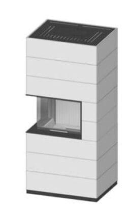 SIM Varia 2Lh-4S přírodní beton 3/3