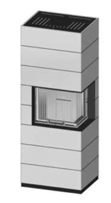 SIM Varia 2R-55h-4S přírodní beton 3/3