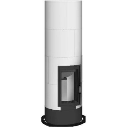 Feuerraum komplett R250/H z litých šamotů Brula