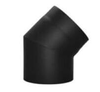 Koleno pevné 120/45/2 černé Stahl system