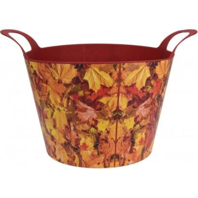 Univerzální koš Flexi, dekor podzim Lienbacher