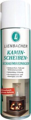 Pěnový čistič krbových skel Lienbacher