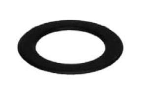 Rozeta – růžice 120/2 černá Stahl system