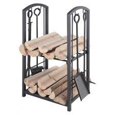 Stojan na dřevo s nářadím Lienbacher
