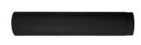 Trubka rovná 150/1000/2 černá Stahl system