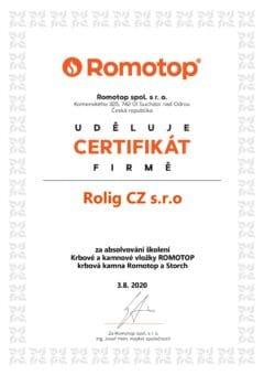 Certifikáty a školení od <span>výrobce</span>