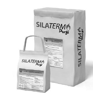 Kamnářská omítka hrubá ST-H 20 kg Silaterm