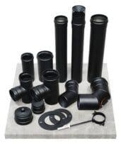 Růžice PL/80 černá ocel Almeva East Europe