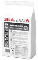 Kamnářské bíle lepidlo WHITE 600 – 5kg Silaterm